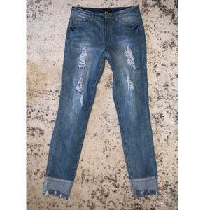 Misguided anarchy jeans